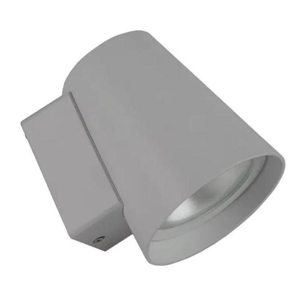 Hide-a-Lite Cone XL Veggarmatur 3000 K, 2020 lm, 45°, IP65 Grå