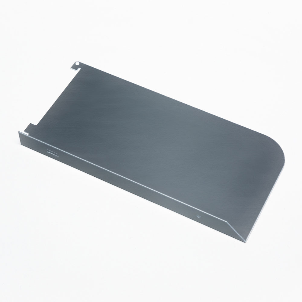 Pelly System Gavlstøtte/konsoll Sølv