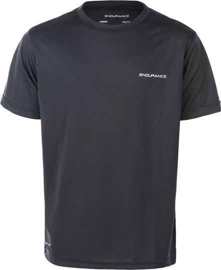 Endurance Vernon T-shirt, Black 10