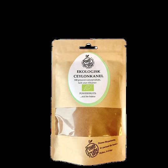 Ekologisk Ceylonkanel, 75 g
