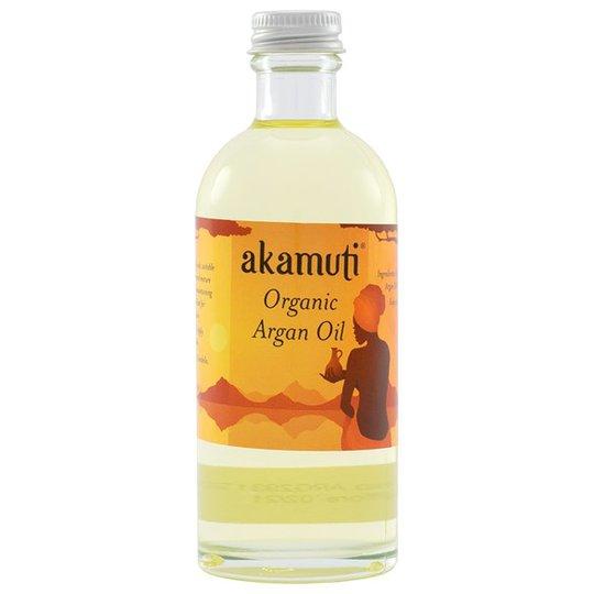 Akamuti Organic Argan Oil, 100 ml