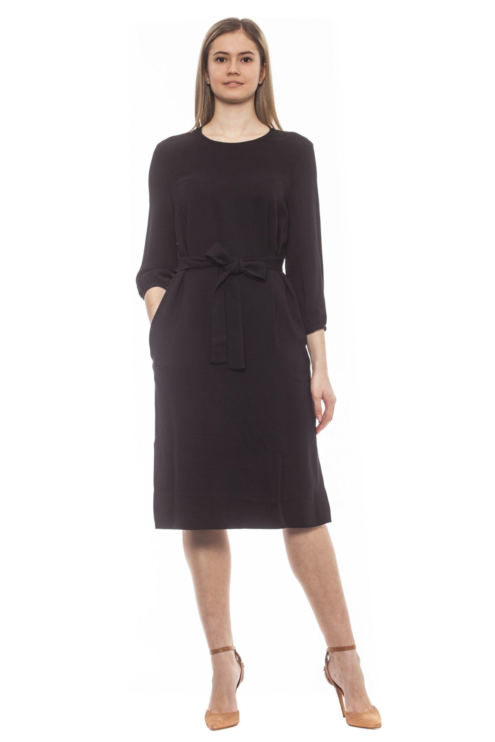 Peserico Women's Dress Blue PE1383291 - IT42 | S