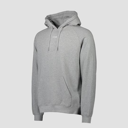 Essential Hoodie Loose Fit, Light Grey