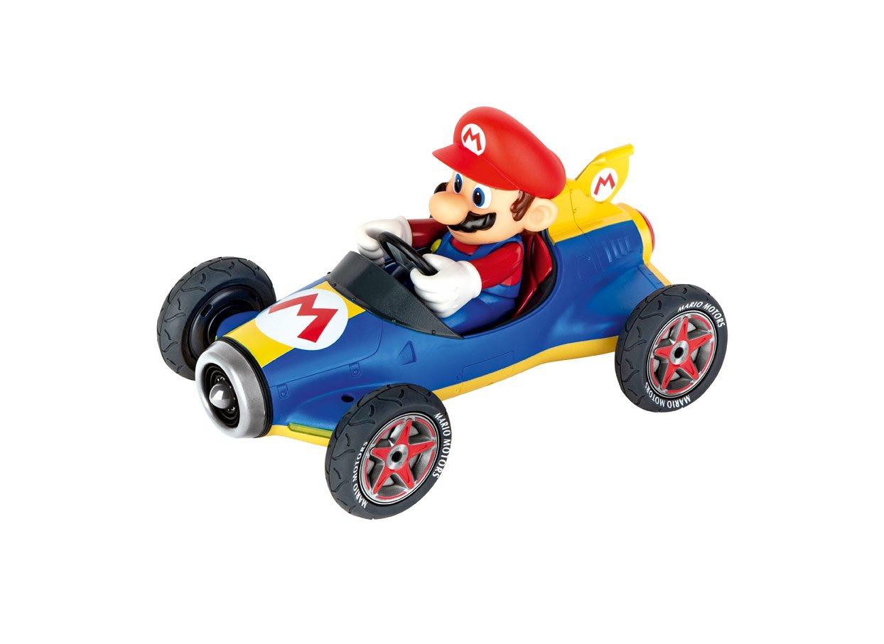 Carrera - Nintendo RC Car - Mario Kart Mach 8 - Mario (370181066)