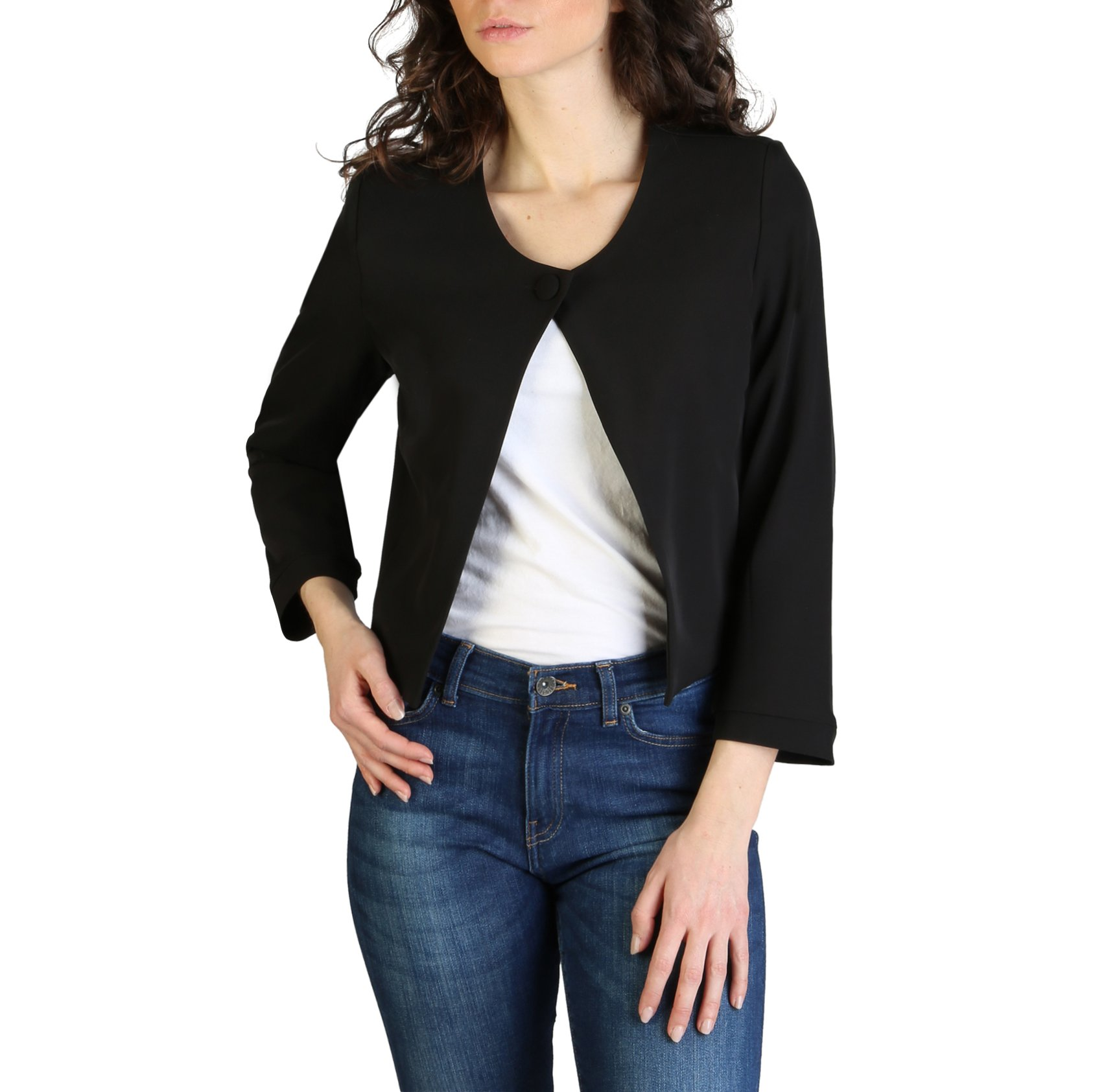 Yes Zee Women's Jacket Various Colours G402_EH00 - black XS