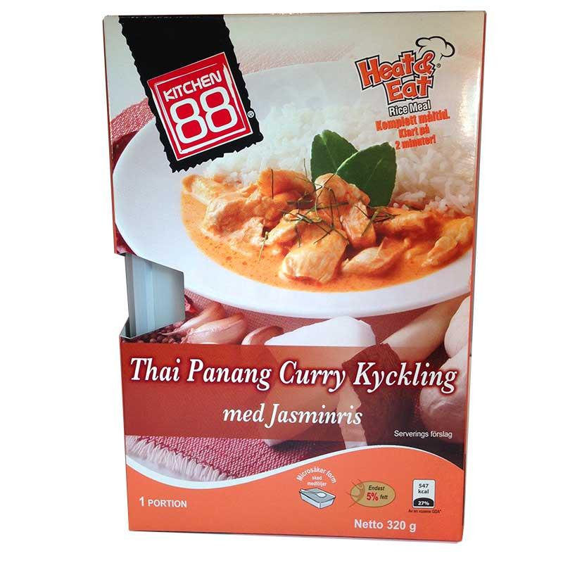 Thai Panang Curry Kyckling - 33% rabatt