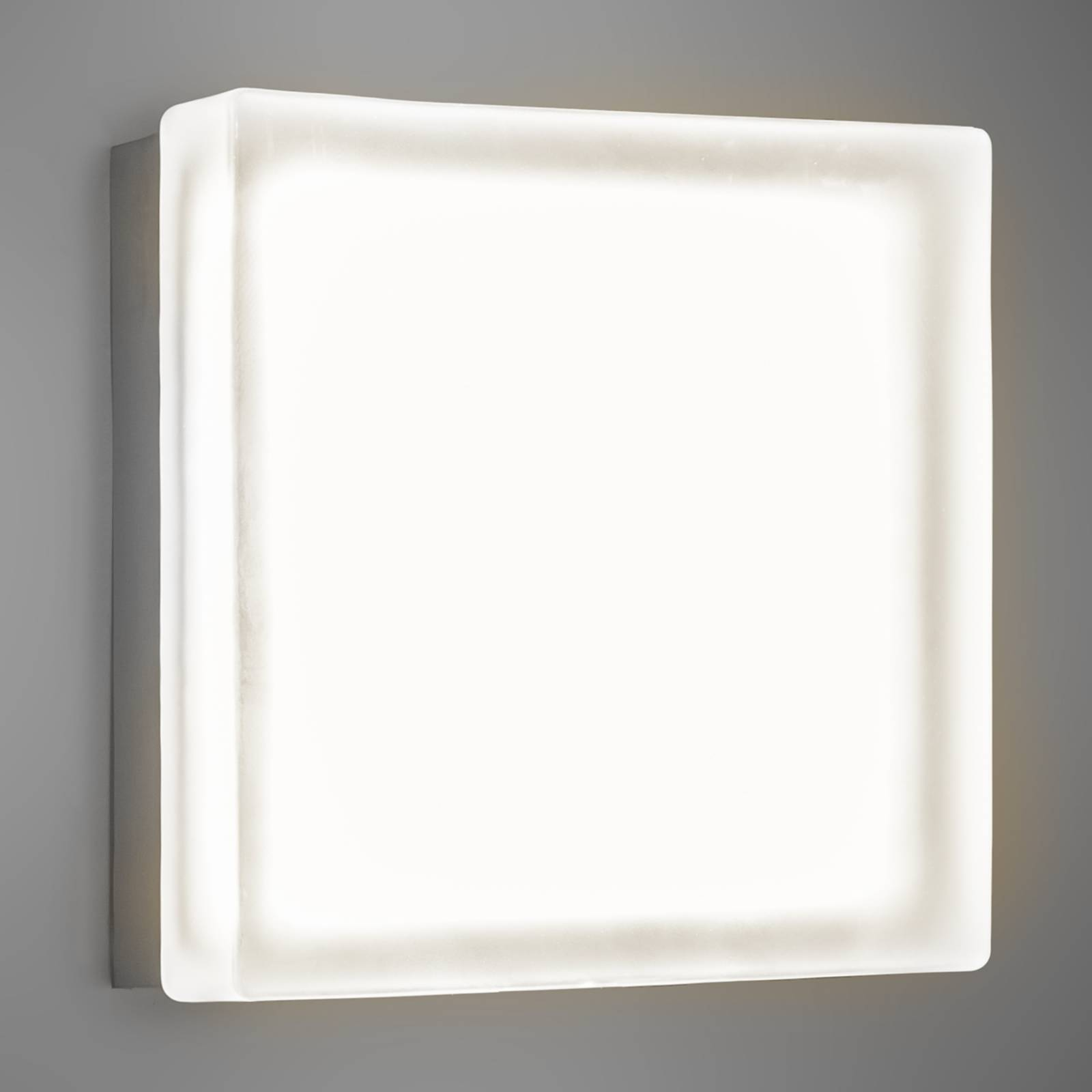 LED-seinävalaisin Briq 02 lämmin valkoinen