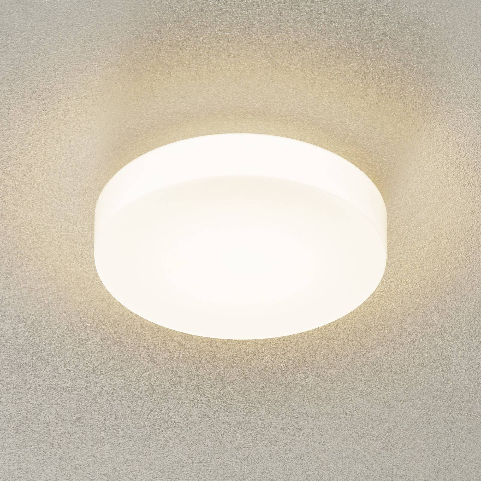 BEGA 34287 LED-kattovalaisin lasi DALI 3000K Ø34cm
