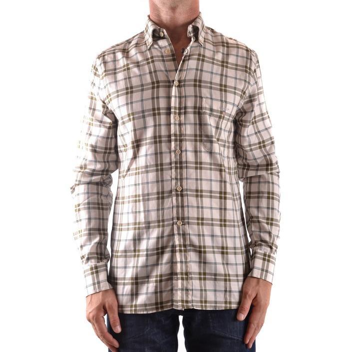 Gant Men's Shirt Green 161092 - green S