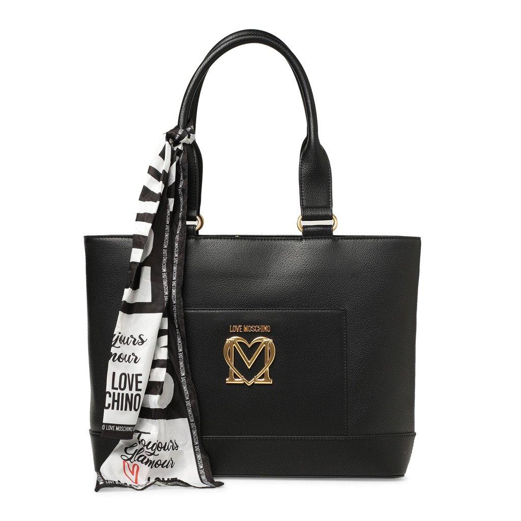 Love Moschino Women's Shoulder Bag Various Colours JC4210PP1DLL0 - black NOSIZE