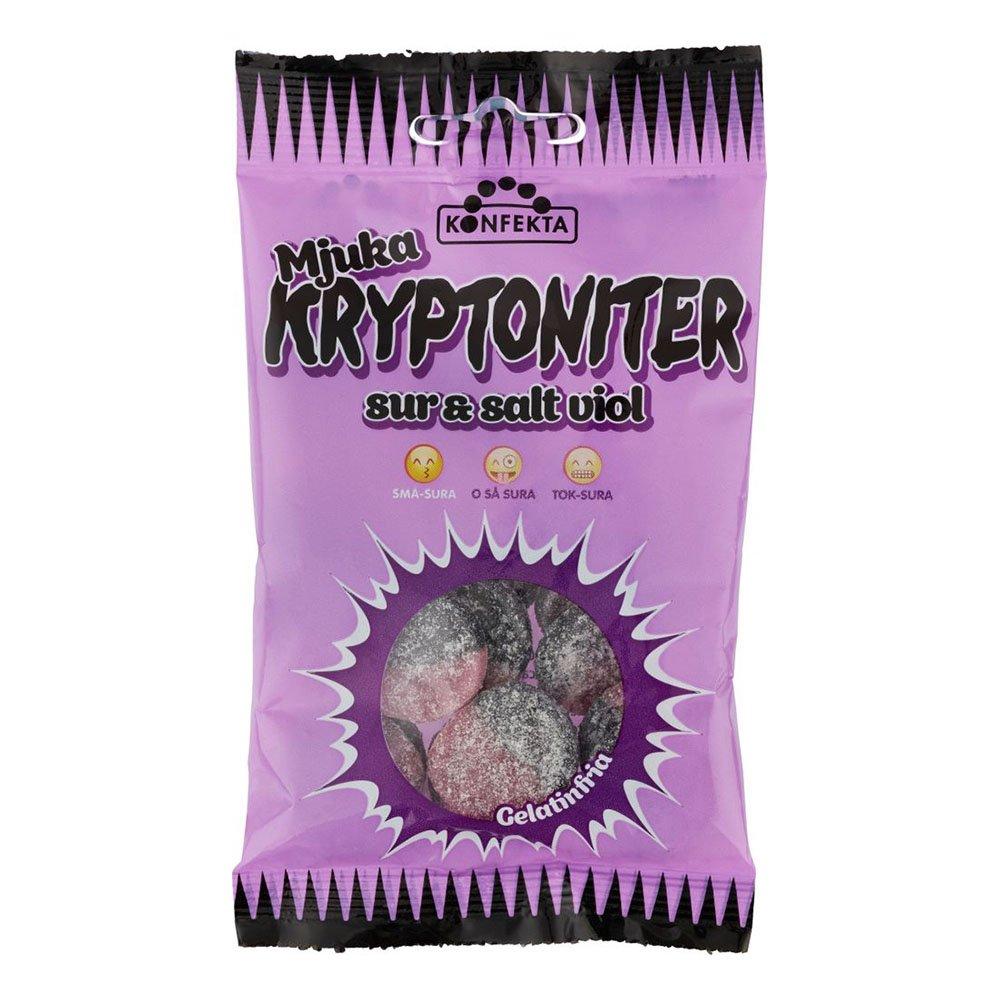 Kryptoniter Mjuka Violer - 60 gram
