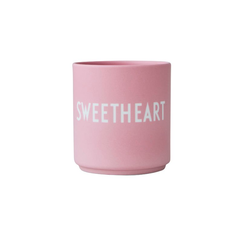 Design Letters - Favourite Cup - Sweetheart (10101002PKSWEETHR)