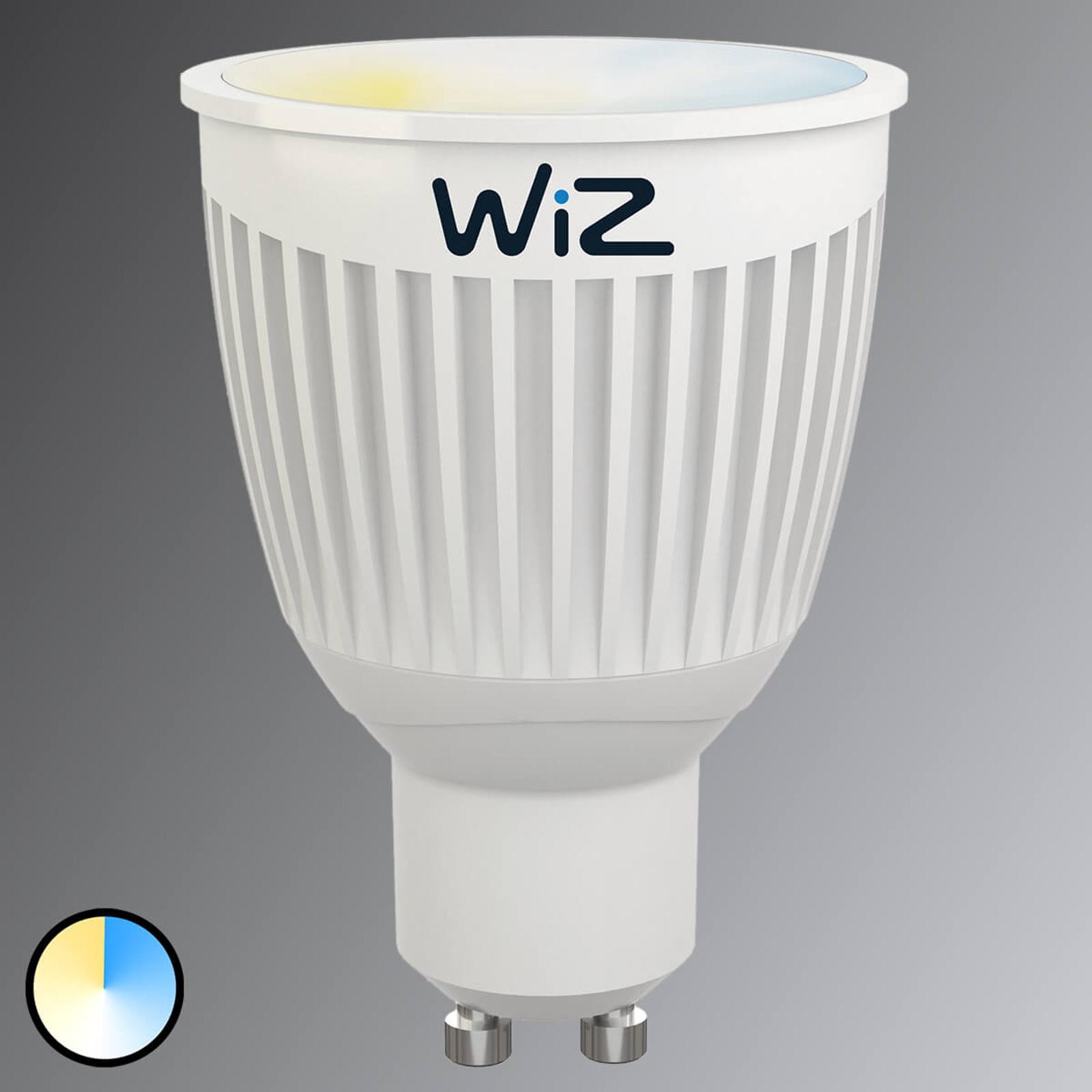 GU10 WiZ -LED-lamppu ilman kaukosäädintä