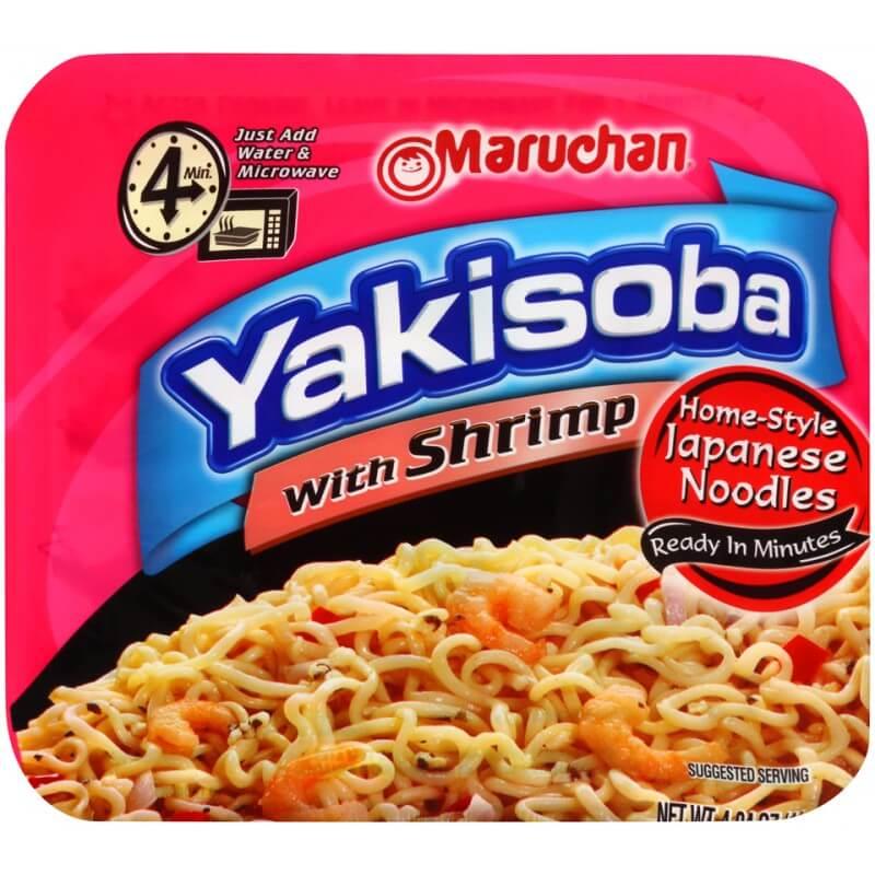 Maruchan Yakisoba - Shrimp 114,5g