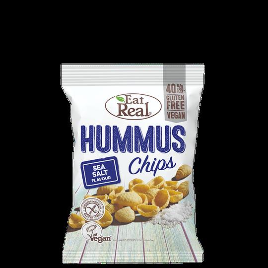 Hummus Chips sea salt, 135 g