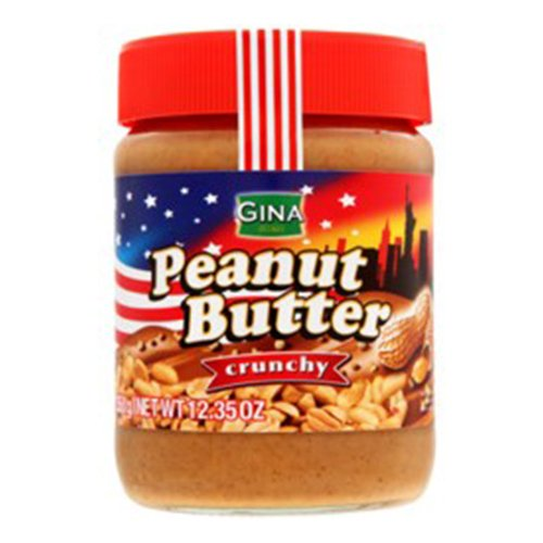 Jordnötssmör Crunchy - 350 gram