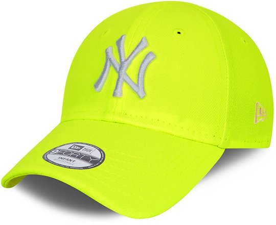 New Era INF NEON PACK 9FORTY NEYYAN 9Forty Caps, Uppright Yellow, 0-2 Jahre