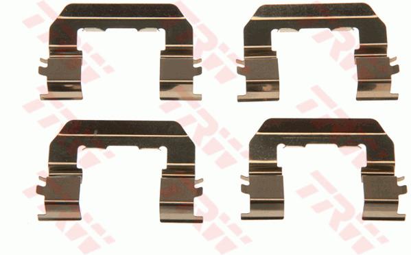 Tarvikesarja, jarrupala TRW PFK566