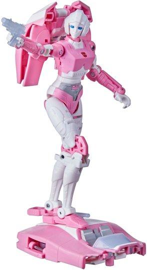 Transformers Figur War for Cybertron: Kingdom Arcee Deluxe