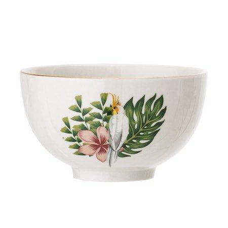 Moana Bowl, Multi-color, Stoneware