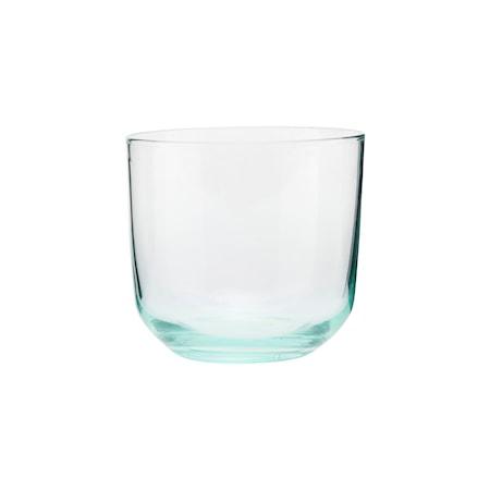 Vattenglas Ganz Grön