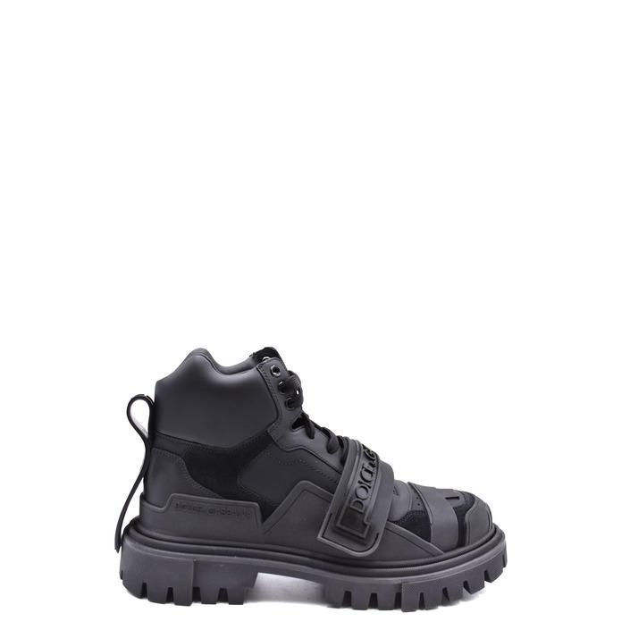 Dolce & Gabbana Men's Trainer Black 234948 - black 39