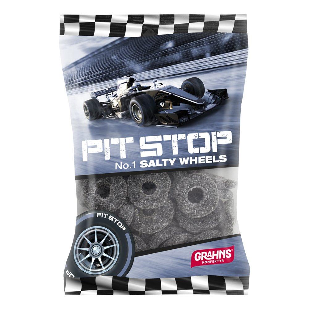 Pit Stop Salty Wheels - 160 gram