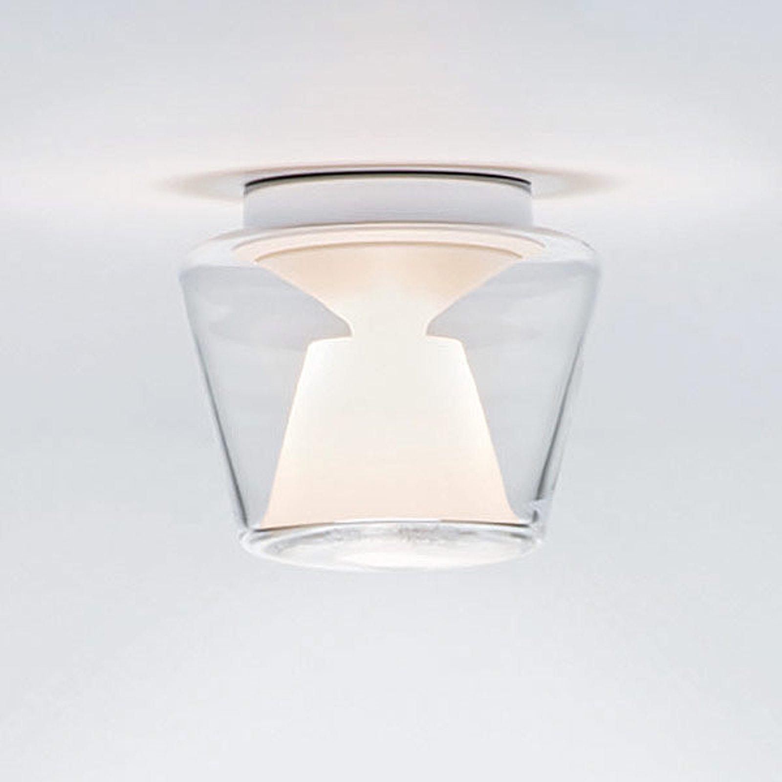 serien.lighting Annex S – LED-taklampe, opal