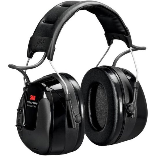 3M Peltor WorkTunes Pro Kuulonsuojain sis. päälakisangan