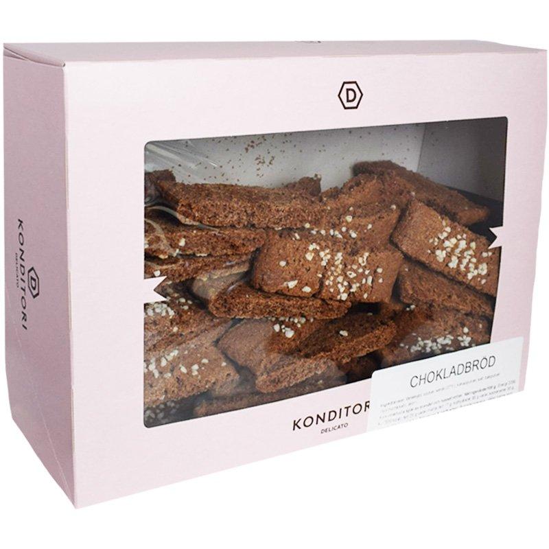 Chokladbröd - 34% rabatt
