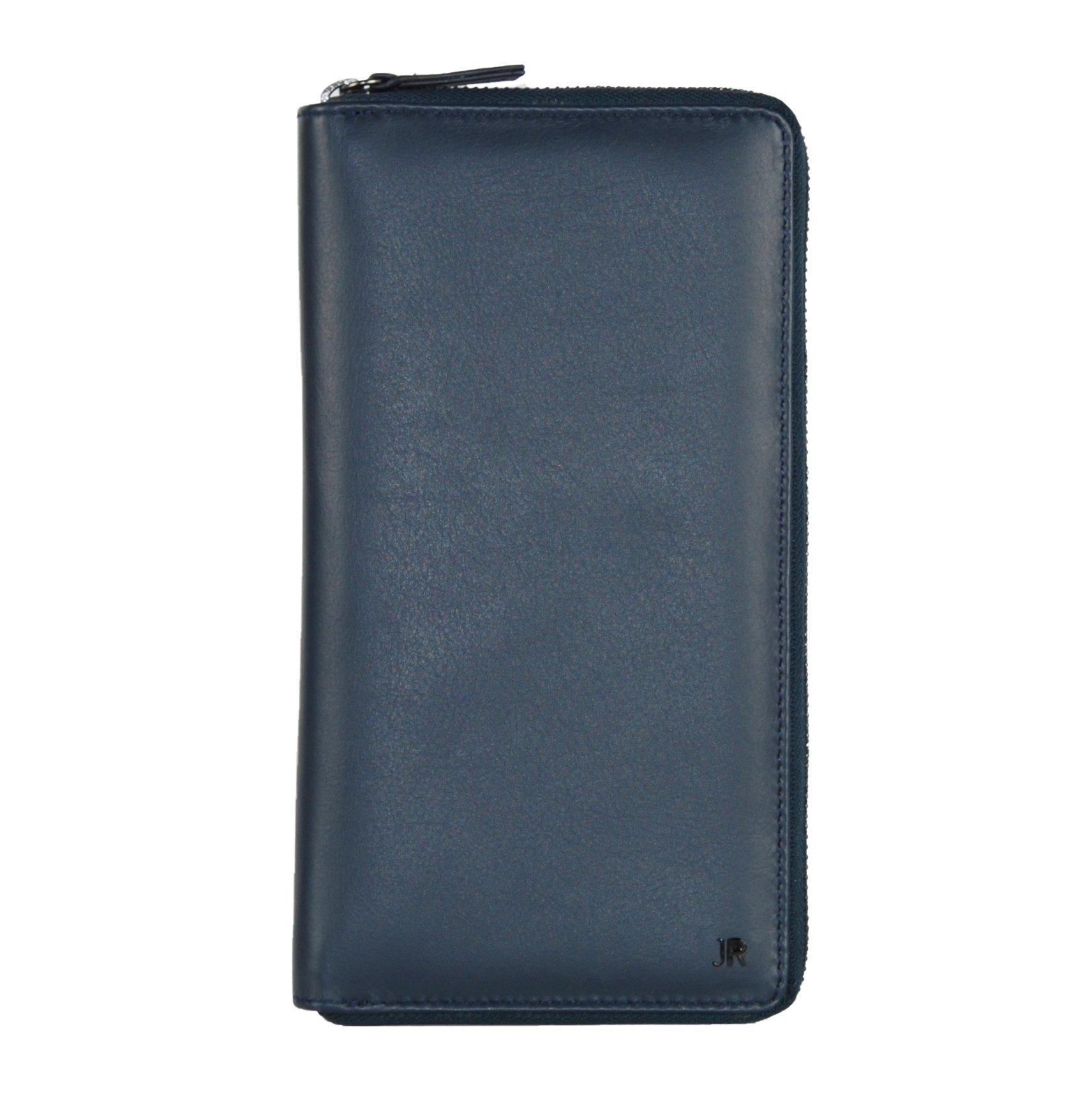 John Richmond Men's Wallet Navy Blue JO1432734