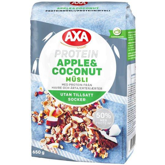 Proteinmüsli Äpple & Kokosnöt - 34% rabatt