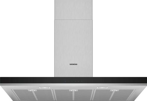 Siemens Lc97bhm50 Iq300 Vägghängd Köksfläkt - Rostfritt Stål