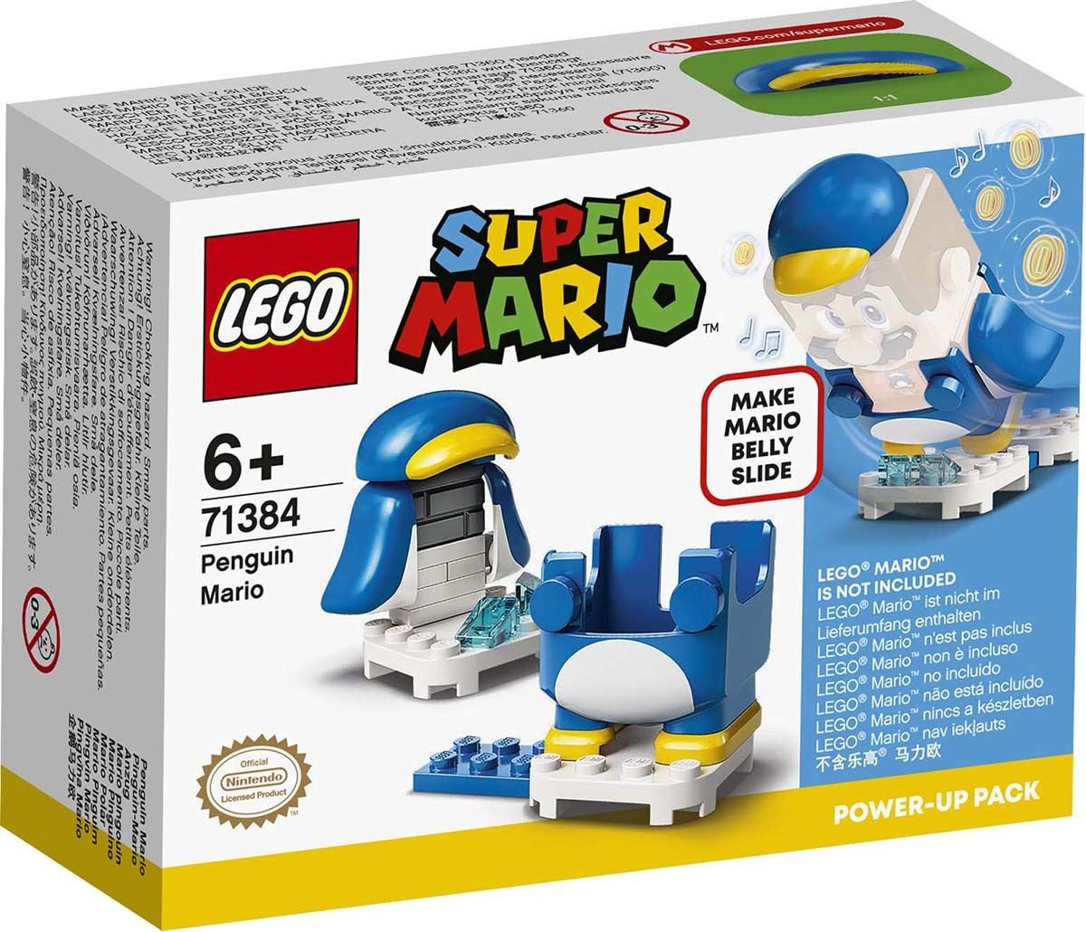 LEGO Super Mario 71384 Penguin Mario – Tehostepakkaus