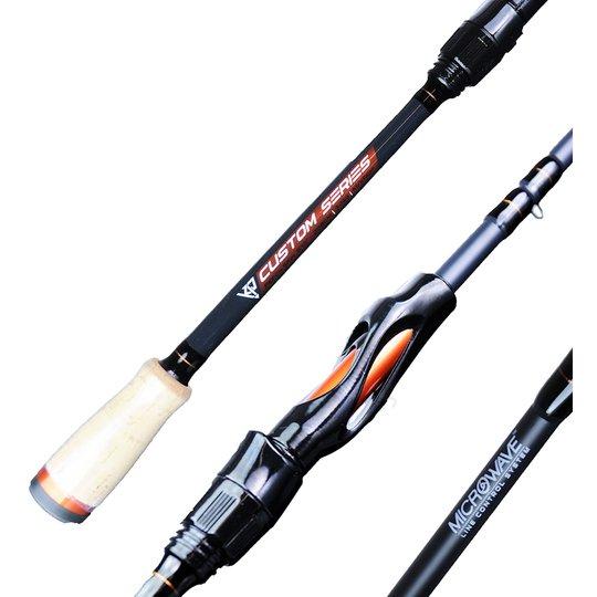 K.P Custom Series Zander haspelspö