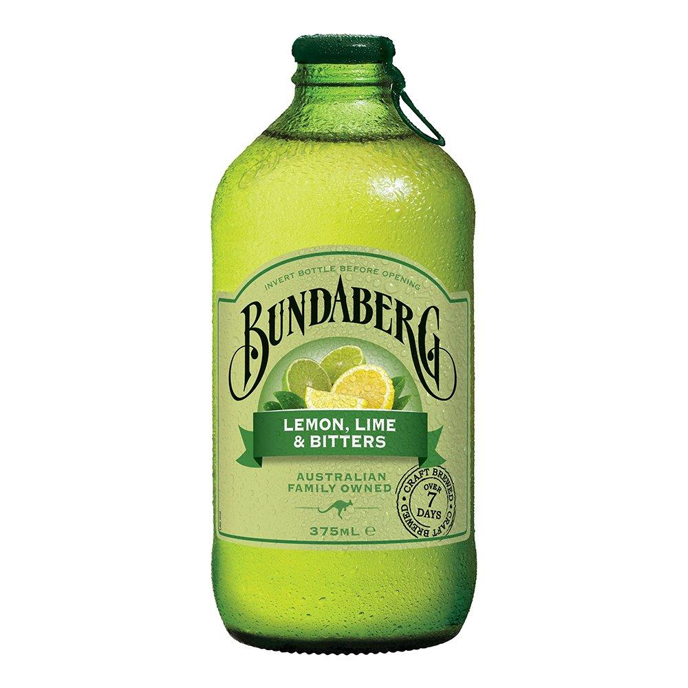 Bundaberg Lemon Lime & Bitters - 1-pack