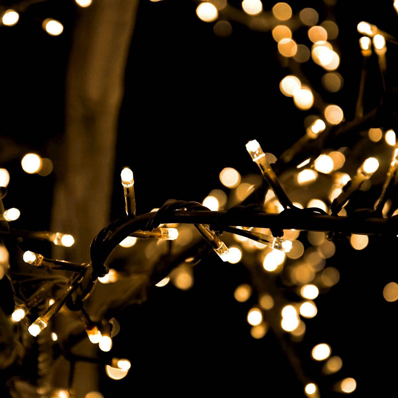 LightsOn Cluster 3m slinga 5087 svart
