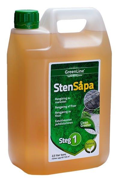 Greenline Rengjøring Stein Såpe 2,5 l