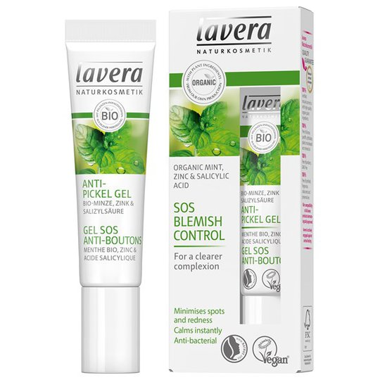 Lavera SOS Blemish Control, 15 ml