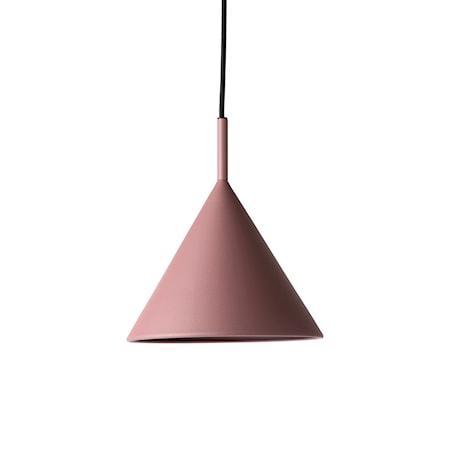 Metal triangle Pendel M Matt purple