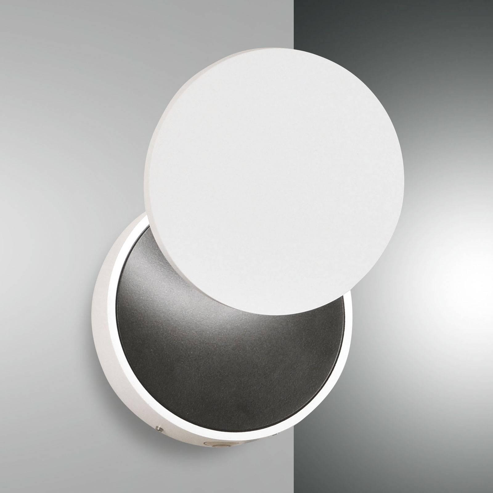 LED-seinävalaisin Ara lukukohdevalolla