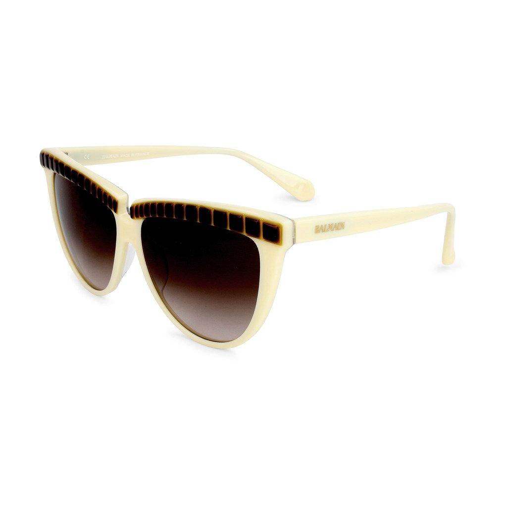 Balmain Women's Sunglasses White BL2051C - white NOSIZE