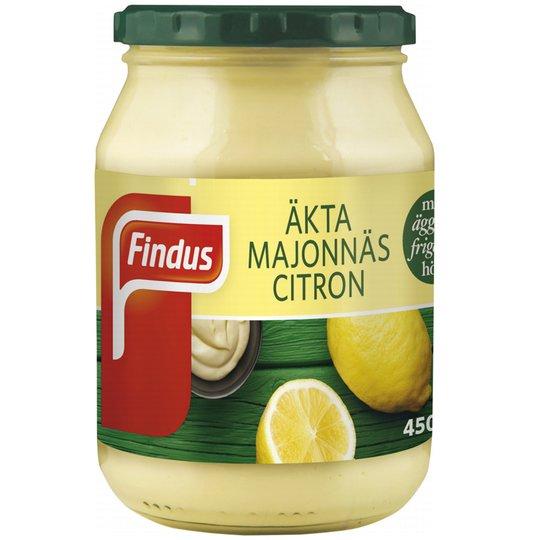Majonnäs Citron 450g - 77% rabatt