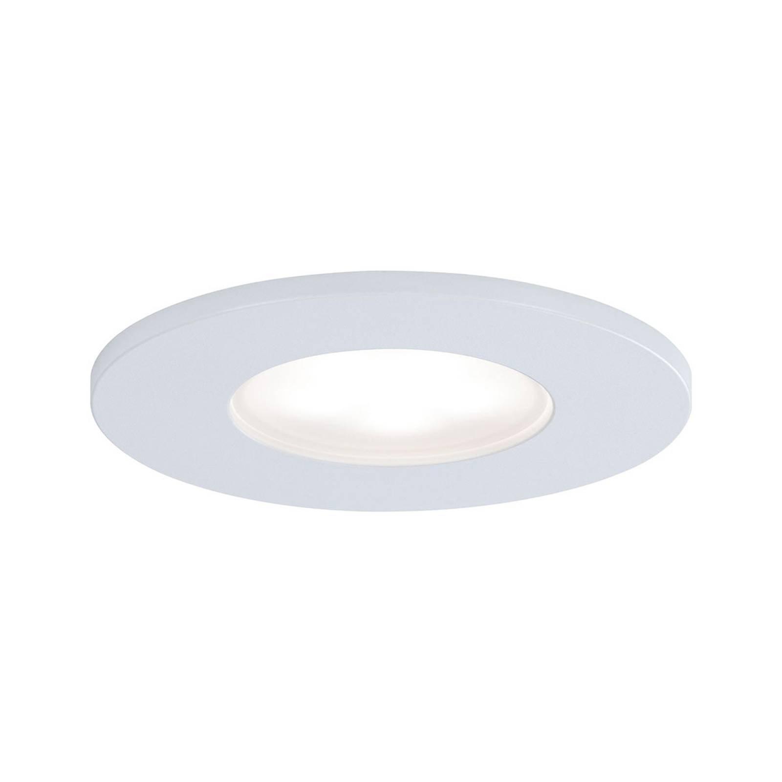 Paulmann LED-spot Calla stiv hvit