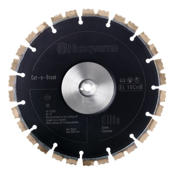 Husqvarna Cut-n-break Diamantklinge 230 mm, 2-pakning