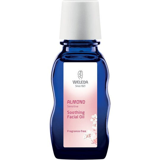Weleda Almond Soothing Facial Oil, 50 ml Weleda Seerumit & öljyt