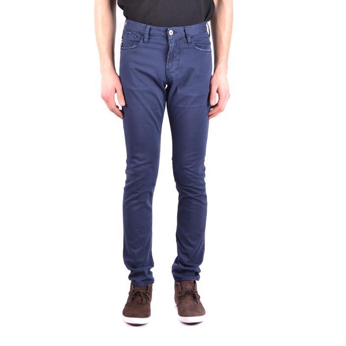 Armani Jeans Men's Trouser Blue 163299 - blue 29