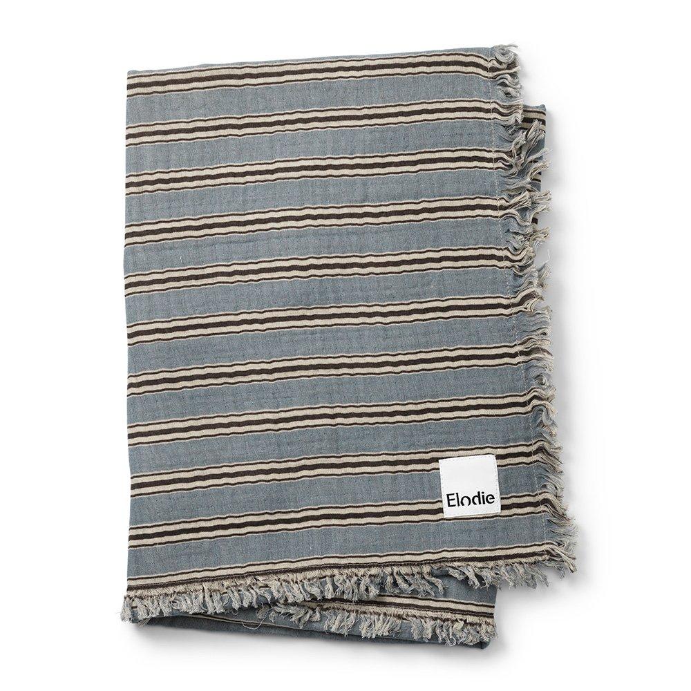 Elodie Details - Soft Cotton Blanket - Sandy Stripe