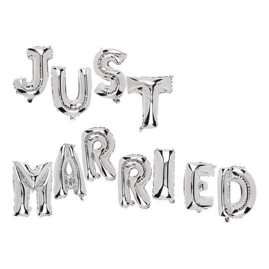 Ballonggirlang Just Married
