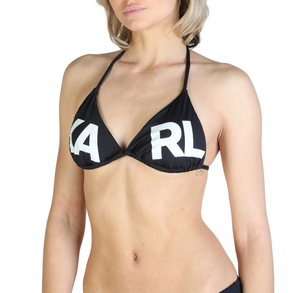 Karl Lagerfeld Women's Swimwear Bra Various Colours KL21WTP05 - black XS